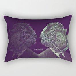 L'Homme à tête de chou Rectangular Pillow
