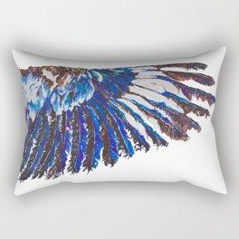 Untitled:Wing Rectangular Pillow