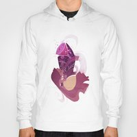 beauty and the beast Hoodies featuring Beauty and the Beast by Ann Marcellino