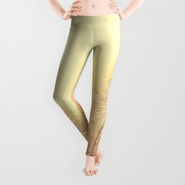 Warm Summer Lace Leggings