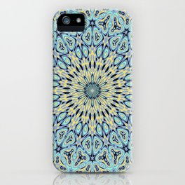 Oriental Kaleido 10A iPhone Case