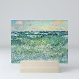 Marine, Pourville Mini Art Print