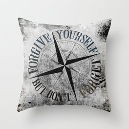 Never Fade - Don't Forget Throw Pillow