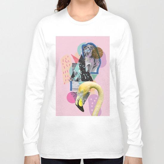 FLAMINGOLAND Long Sleeve T-shirt