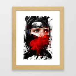 THE INDIRECT CAUSE OF FAILURE Framed Art Print