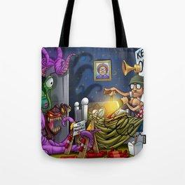 Monsters - AWWM Tote Bag