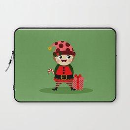 Lutine (vert pastel) Laptop Sleeve