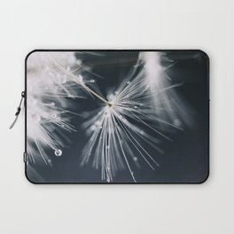 dandelion white Laptop Sleeve