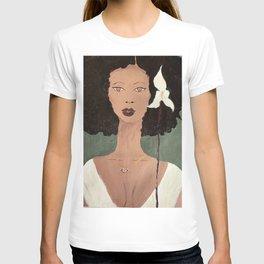 Trill Brown Sugar Babe T-shirt
