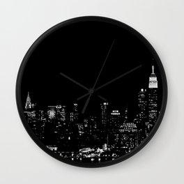 New Yorker Wall Clock
