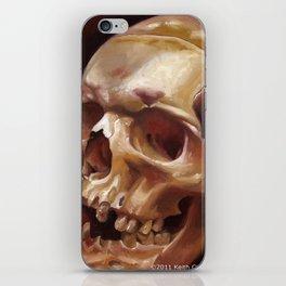 Southold Skull iPhone Skin
