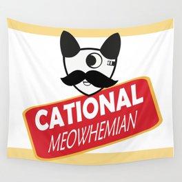 Catty Bo Wall Tapestry