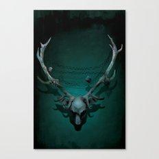 A Special Pet Canvas Print