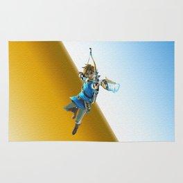 The legend of Zelda(Archer) Rug