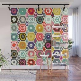 hex summer Wall Mural