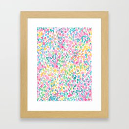 Lighthearted Summer Framed Art Print