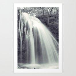 Djur-Djur Waterfall VI Art Print