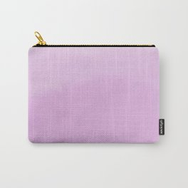 Pink Ombre Watercolor Carry-All Pouch