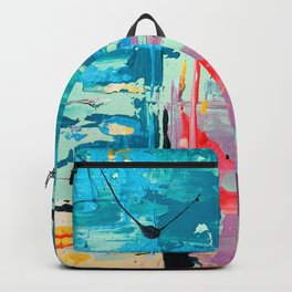 Miami Deco 01 Backpack