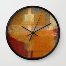 Fibonacci 8 Wall Clock