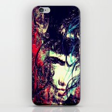 Jolie Moly iPhone & iPod Skin