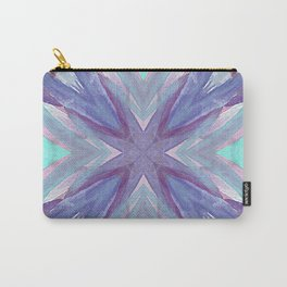 Watercolor Abstract Carry-All Pouch