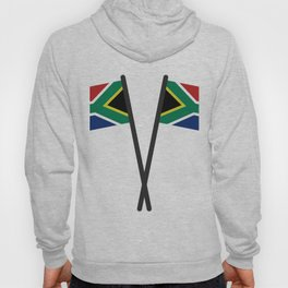 south africa flag Hoody