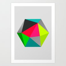 Hex series 1.3 Art Print