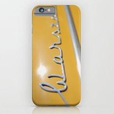 Warszawa Slim Case iPhone 6s
