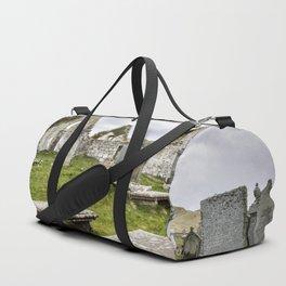 Balnakeil Church Duffle Bag