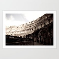 The Stomach of Ancient Rome Art Print