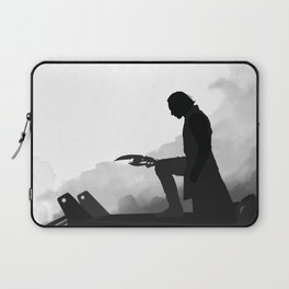 Silhouette Series: The Trickster Laptop Sleeve