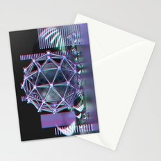 Dreaming in Neon  Stationery Cards