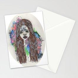 DoodleGirl Stationery Cards