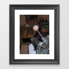 One Man's Trash, Part II Framed Art Print