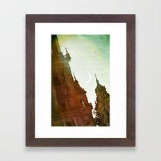 Le Palais des Songes Framed Art Print