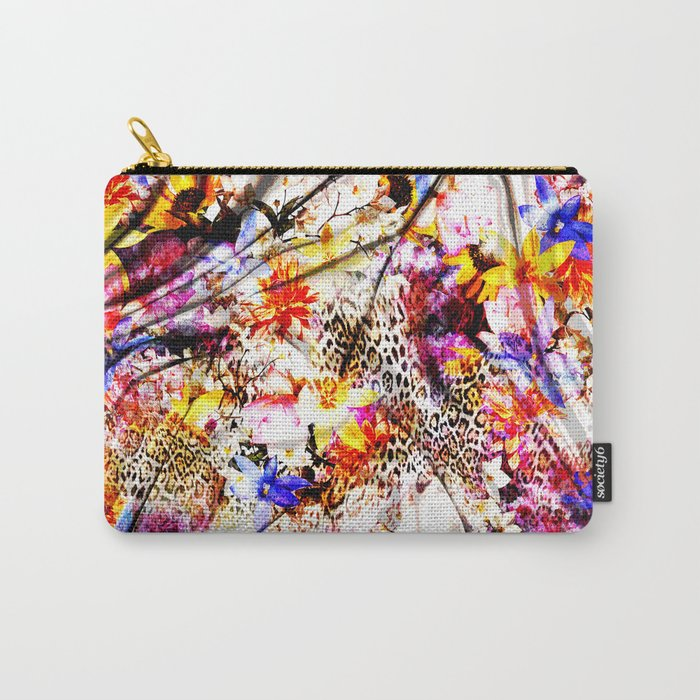 Tiger flower Carry-All Pouch