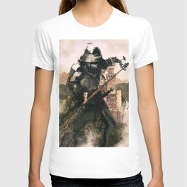 Medieval Knight of the Old Ages T-shirt