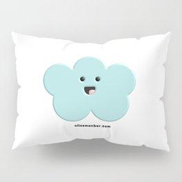 Cute Kawaii Cloud Pillow Sham