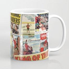 Mounties Coffee Mug