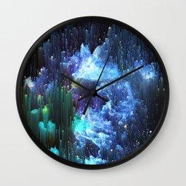Aurora II Wall Clock
