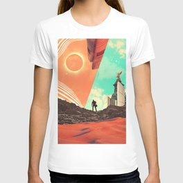 Leaving the Void T-shirt
