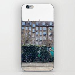 Homes, Vesterbro, Copenhagen iPhone Skin