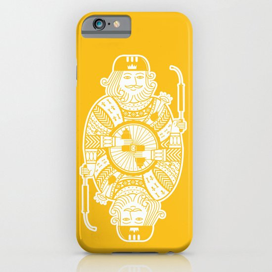 King of the road iPhone & iPod Case