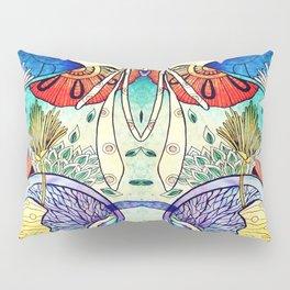 Morning Charm Japanese art Pillow Sham