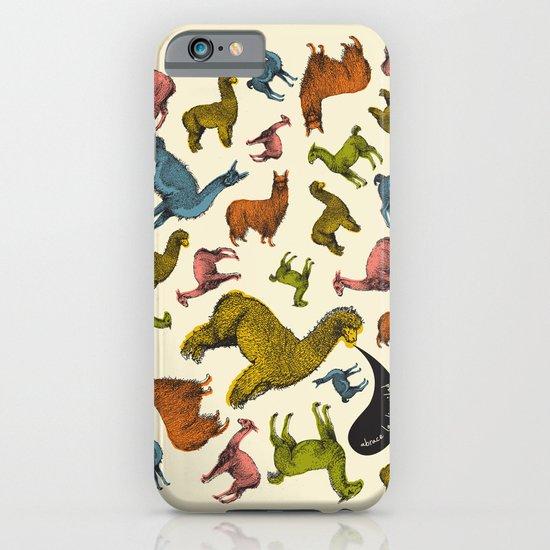 camelids iPhone & iPod Case
