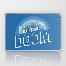Rainbow of DOOM Laptop & iPad Skin