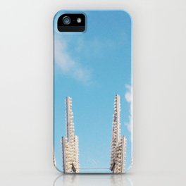 Bolt Out of the Blue iPhone Case
