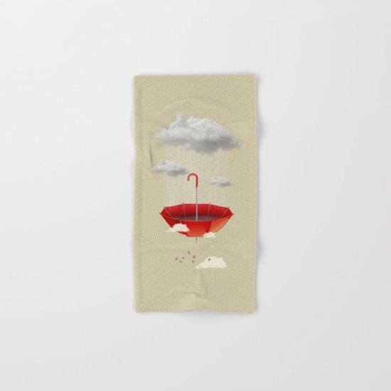 Saving the rain Hand & Bath Towel