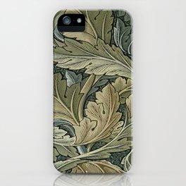 Art work of William Morris 10 iPhone Case